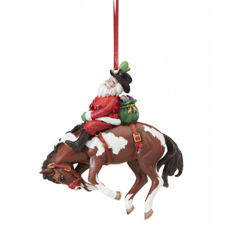 Breyer Santa's Wild Ride Ornament
