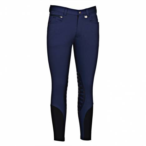 Tuffrider Rider Knee Patch Breeches- Mens