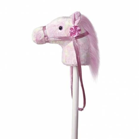 Intrepid Giddy Up Fantasy Stick Horse- Rainbow