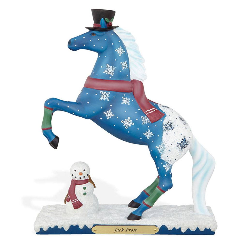 The Trail Of Painted Ponies Jack Frost