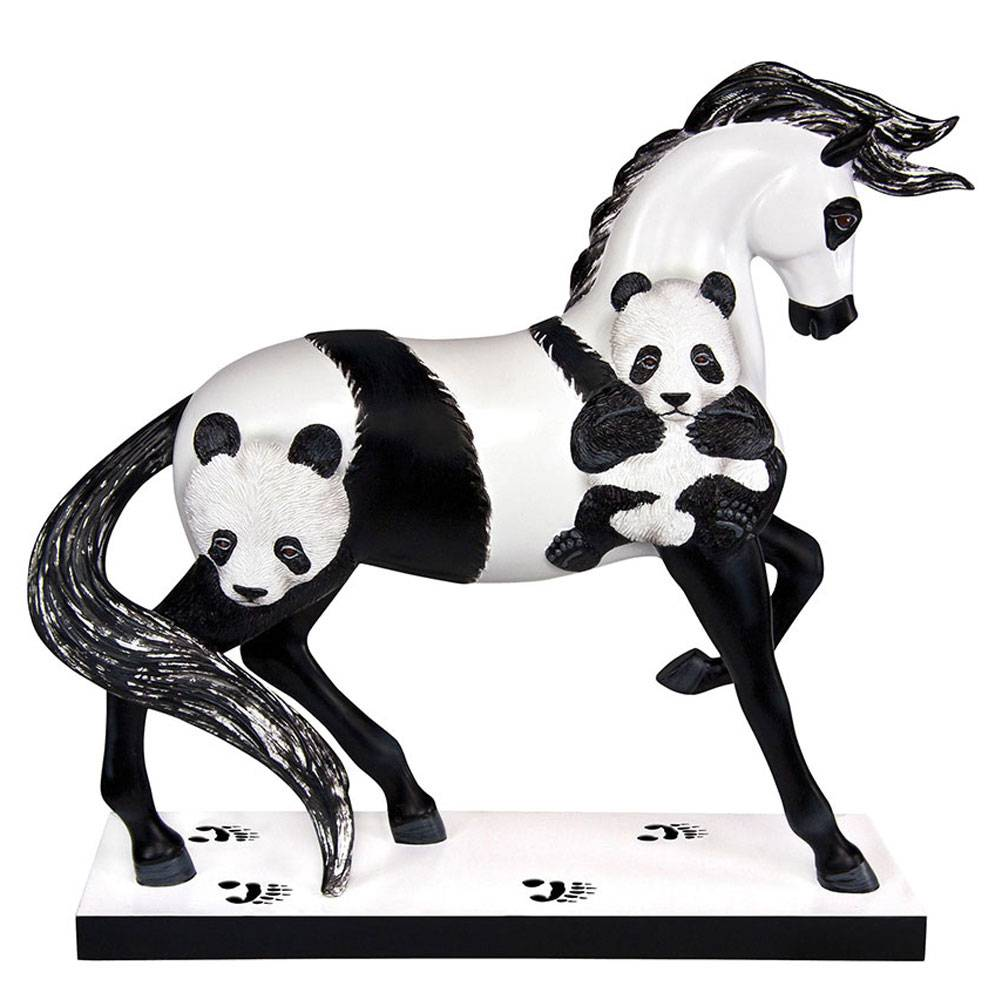 The Trail Of Painted Ponies Panda Paws