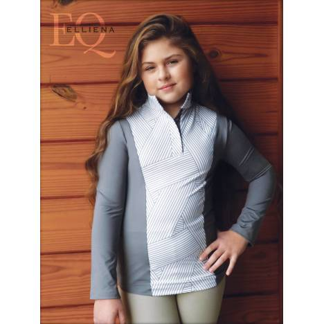 Elliena EQ 'The Edge' Polo - Kids