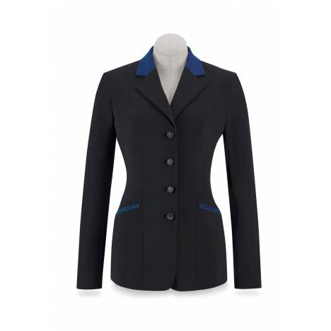 RJ Classics Xtreme Orange Label Victory Coat - Ladies - Black/Blue