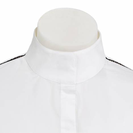 RJ Classics Diamond Willow Show Shirt - Ladies - White/Black