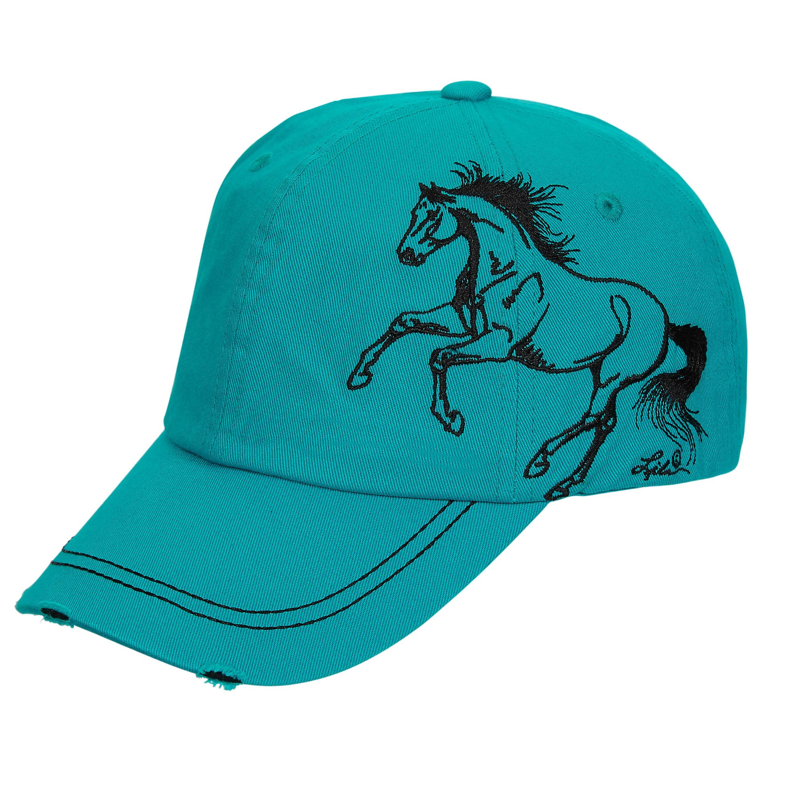 Kelley 3-D Galloping Cap - Ladies