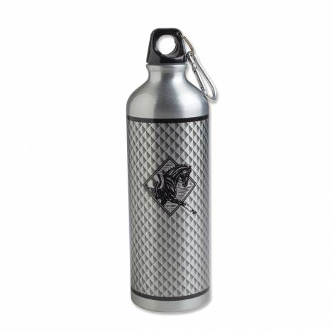 Kelley Diamond Dressage Aluminum Sports Bottle With Carabiner