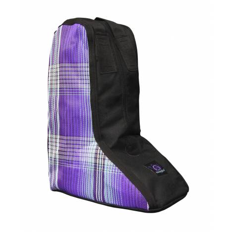 Kensington All Around Western Boot Carry Bag - Lavender Mint