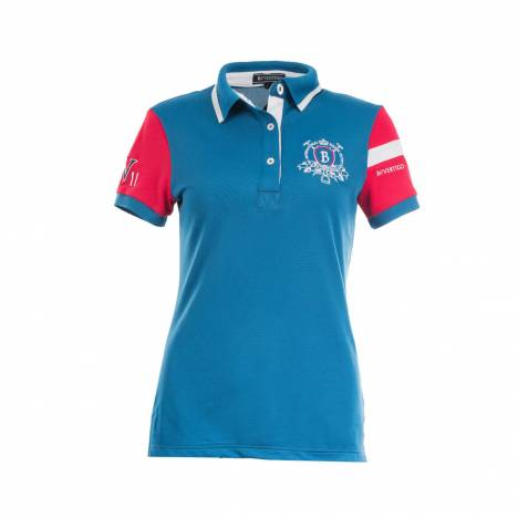 B Vertigo Wendy Polo Shirt- Ladies