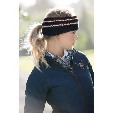 Horseware Striped Earwarmers- Ladies