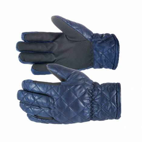 Horze Quilted Winter Gloves- Ladies