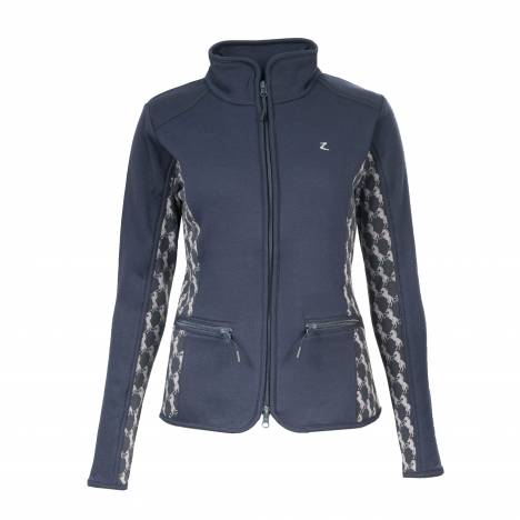 Horze Abrianna Fleece Jacket- Ladies