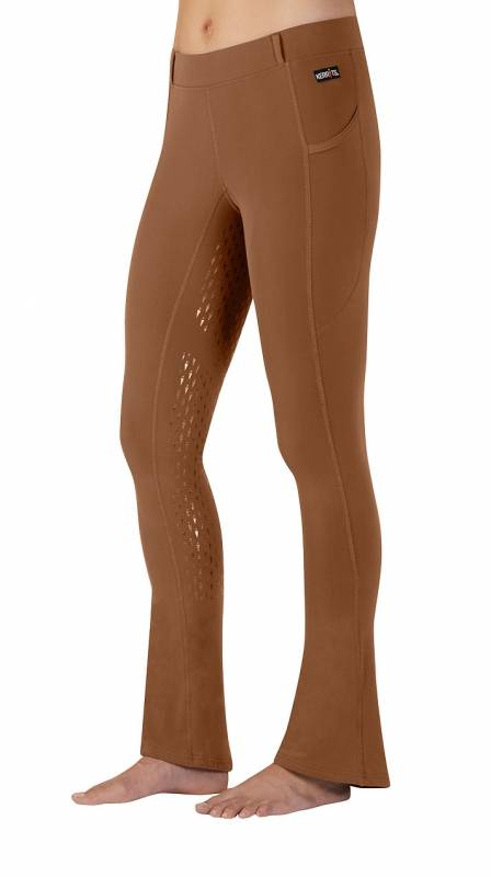 Kerrits Ice Fil Tech Bootcut Tights - Ladies