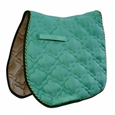 Roma Ecole Cloud Quilt Close Contact Full Size Saddle Pad
