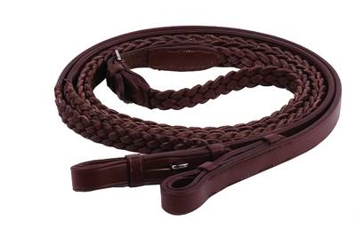 Henri De Rivel Plaited Reins
