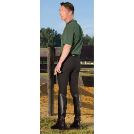 Devonaire Mens All-Pro Dev-Tek Ribbed Breech