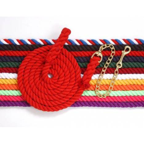 Tough-1 Braided Cotton Lead with Chain