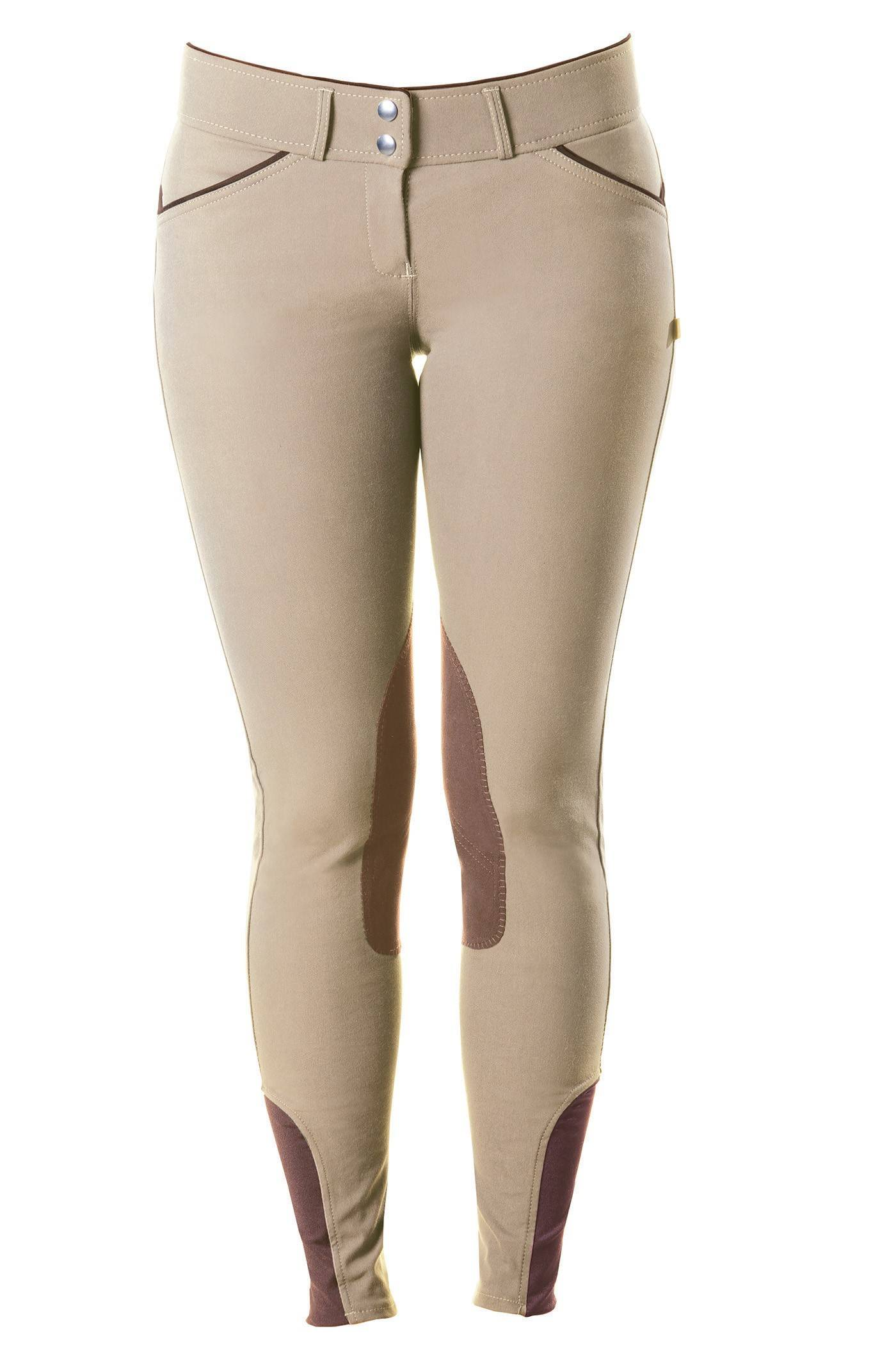 Devon Aire Ladies' Signature Woven Euroseat Breech