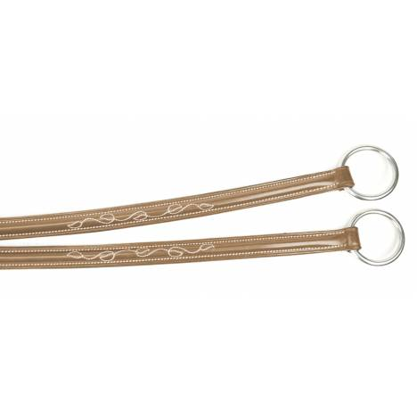 Silverleaf Fancy Raised Running Martingale