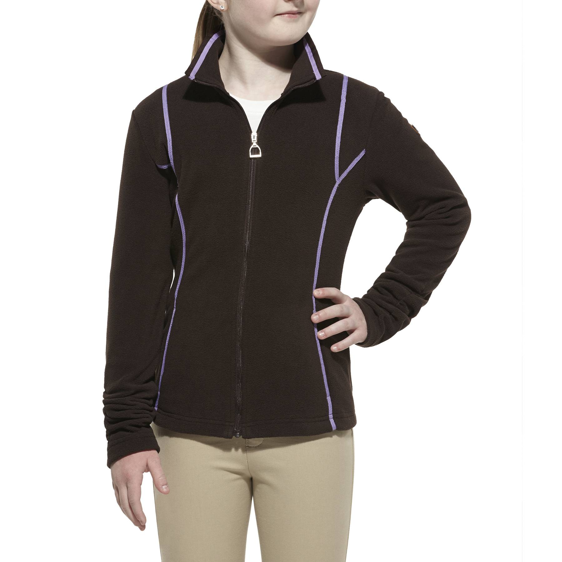 Ariat Girl's Gem Microfleece