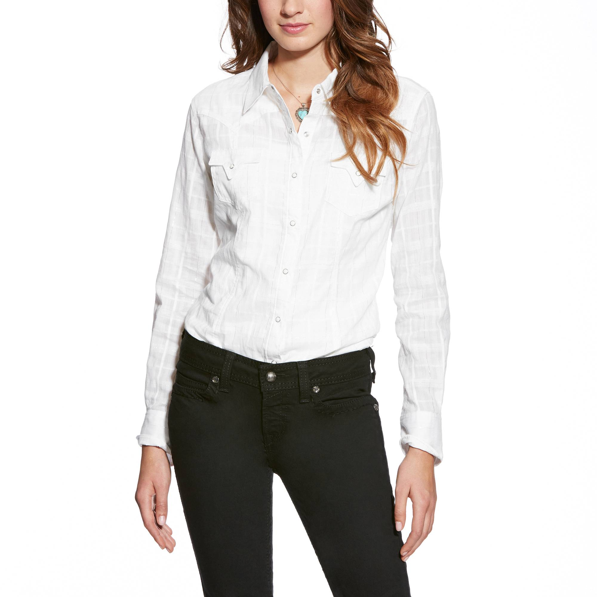 Ariat Women's Tetonia Snap Shirt