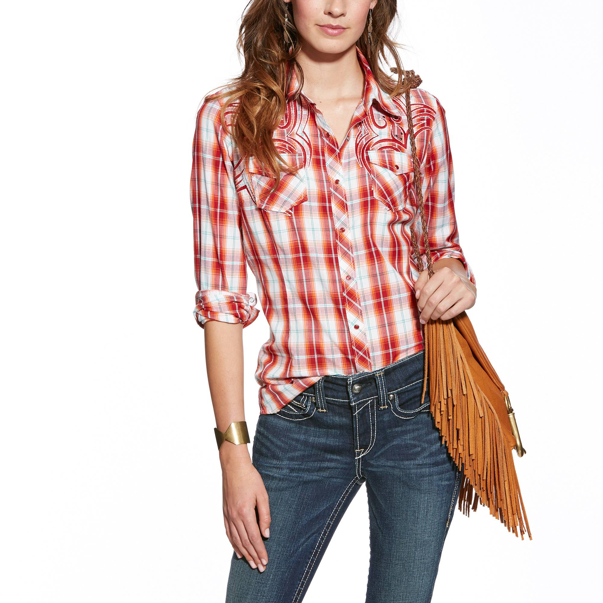 Ariat Women's Helena Snap Shirt
