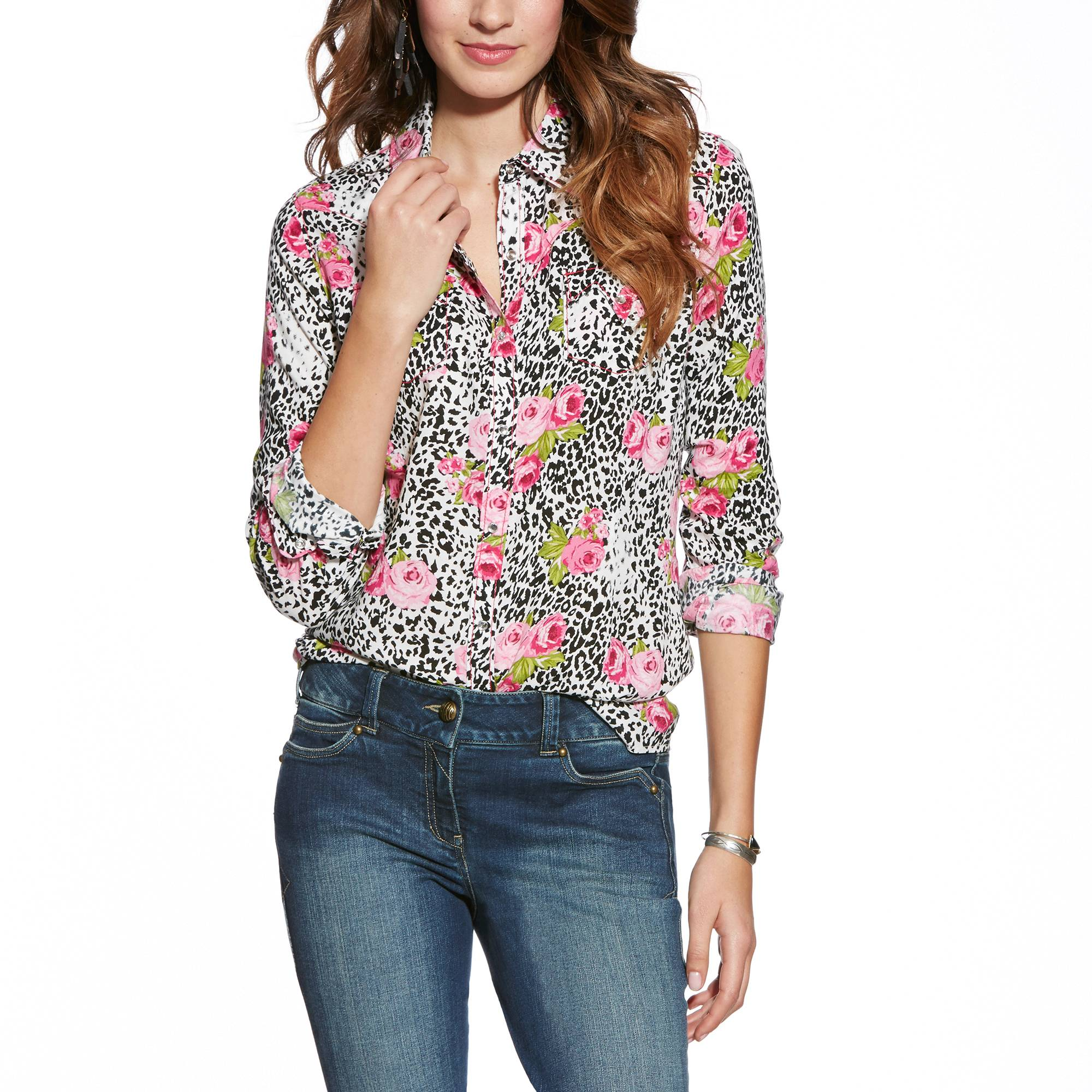 Ariat Women's Wild Thing Snap Shirt