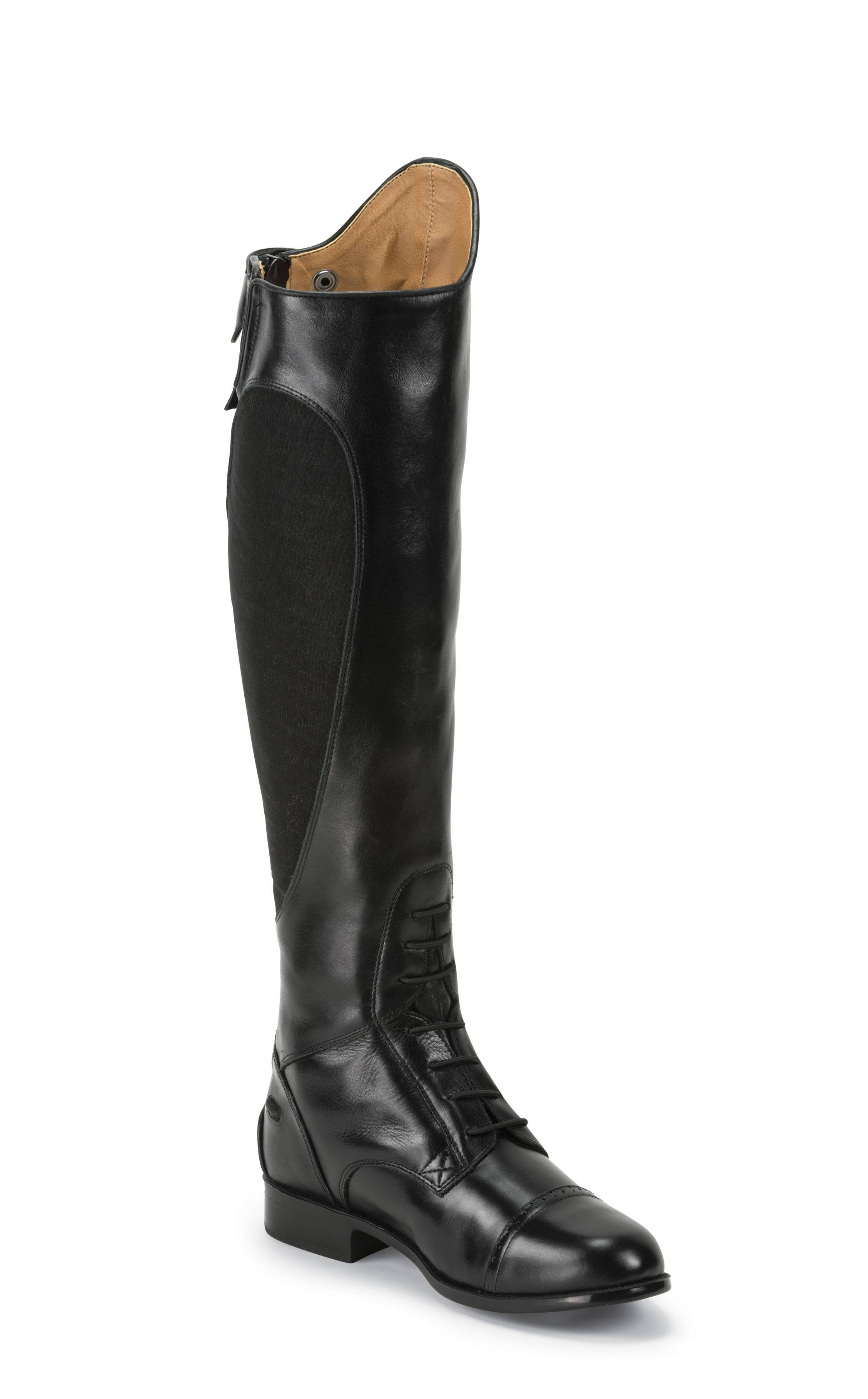 Justin Windshire Leather Field Boots - Ladies