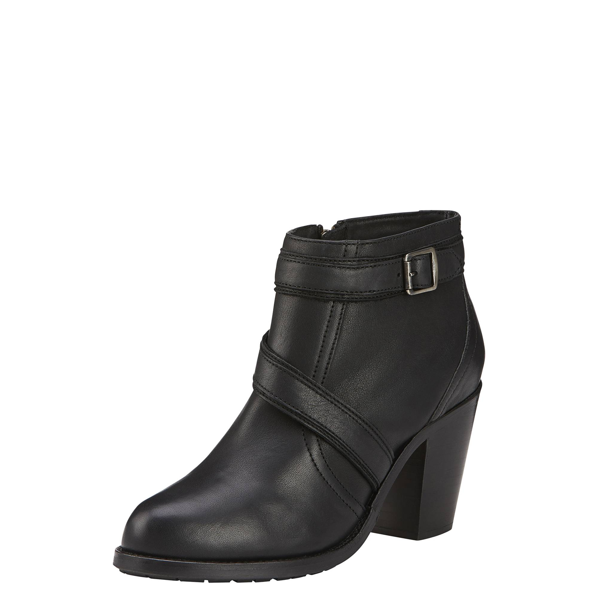 Ariat Ready To Go Fashion Boot -Black Carbon