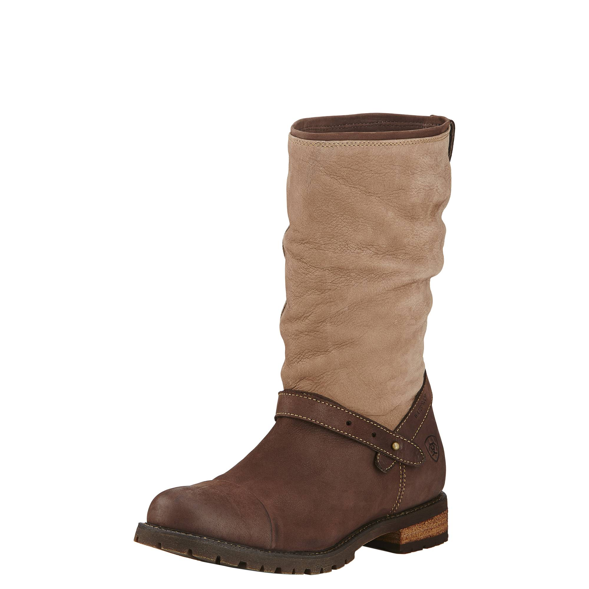 Ariat Chatsworth Boots - Ladies - Seal Brown