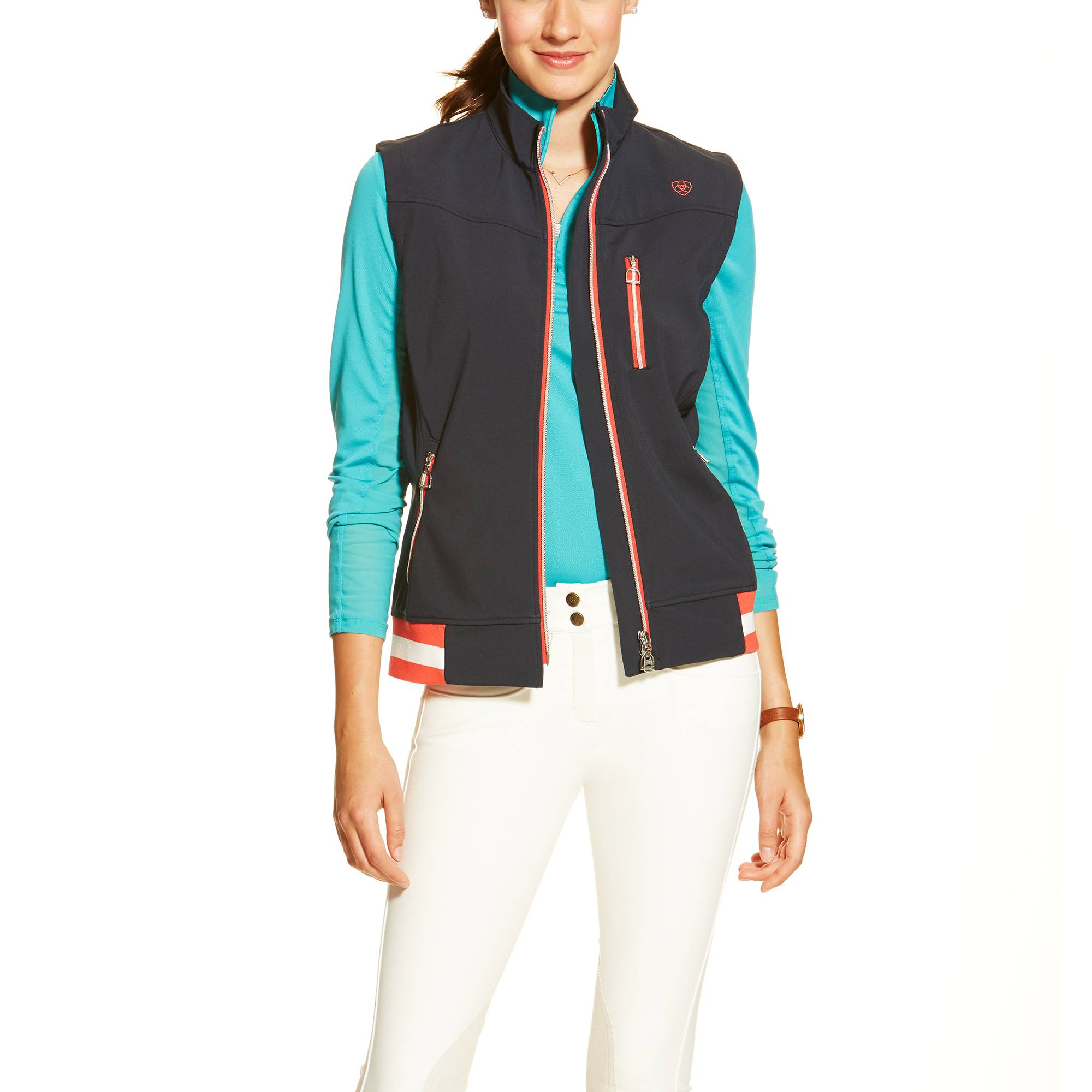 Ariat Egan Vest - Ladies - Navy