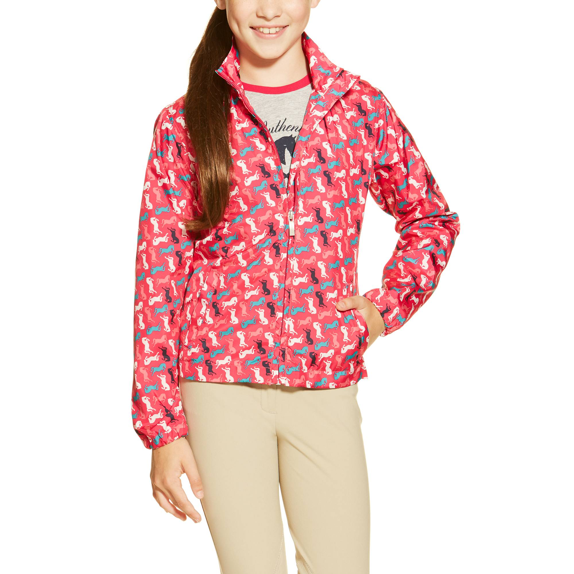 Ariat Avery Jacket - Girls - Multi