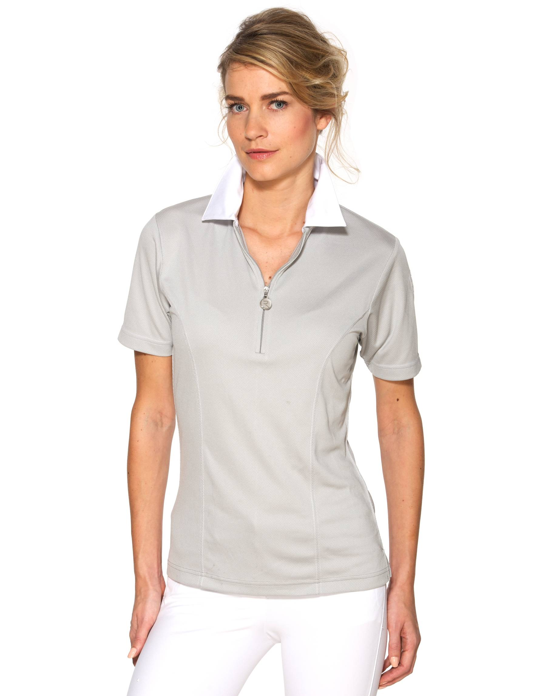 Gersemi Gisela Functional Shirt - Ladies - Granite