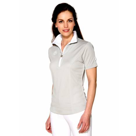 Gersemi Krista Functional 1/2 Zip Shirt - Ladies - Granite