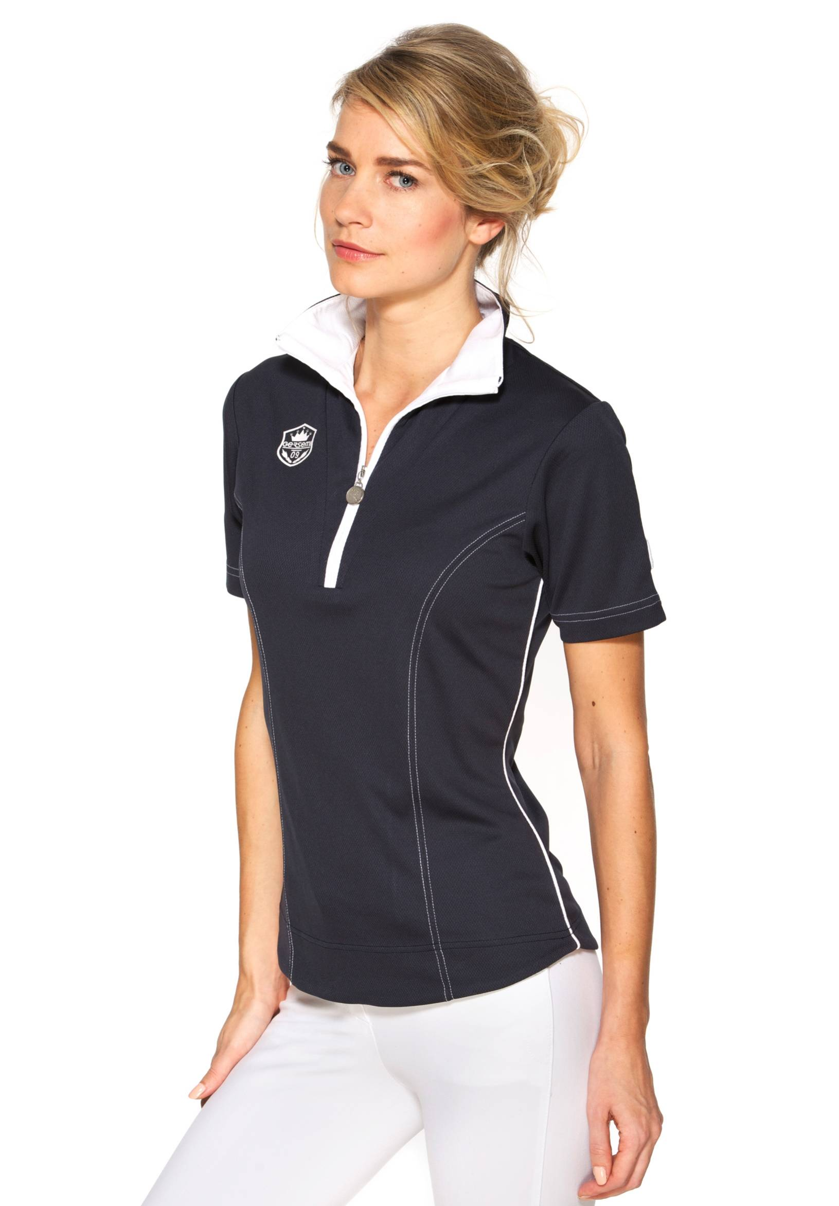 Gersemi Krista Functional 1/2 Zip Shirt - Ladies - Ink