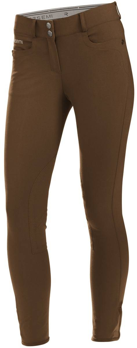 Gersemi Sigyn Knee Patch Breeches - Ladies - Brown