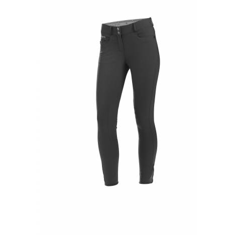 Gersemi Sigyn Knee Patch Breeches - Ladies - Grey