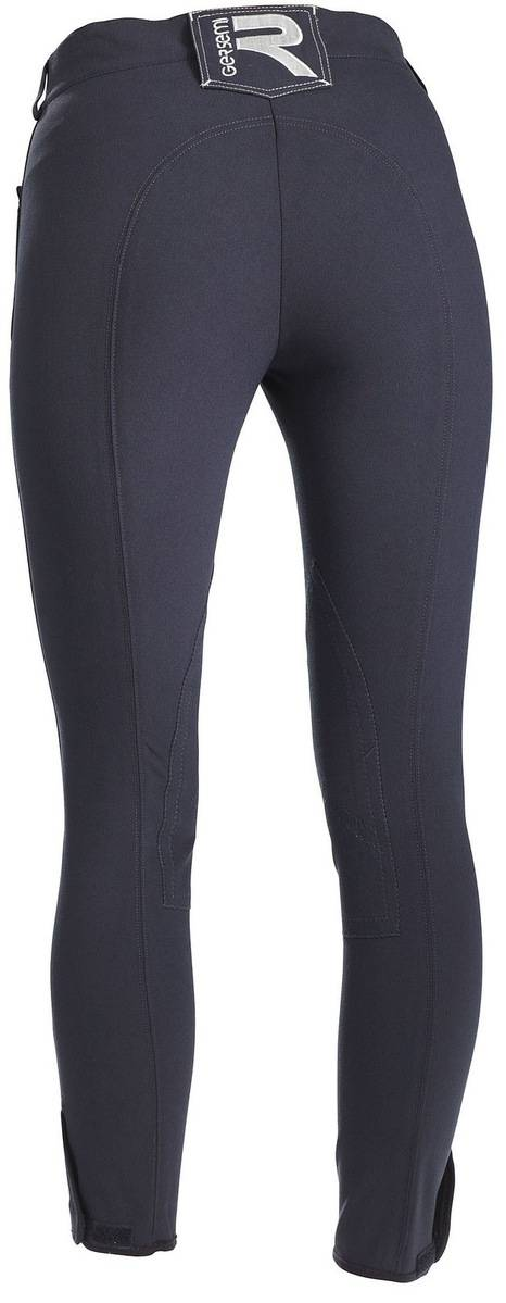 Gersemi Sigyn Knee Patch Breeches - Ladies - Black