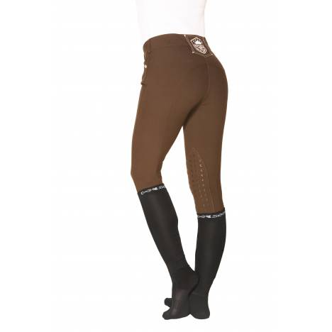 Gersemi Siri Knee Patch Breeches - Ladies - Brown