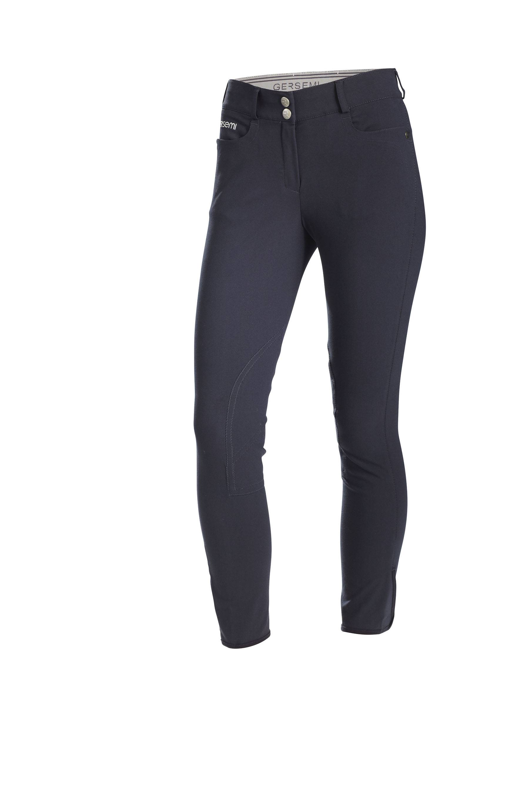 Gersemi Sigyn Knee Patch Breeches - Ladies - Navy