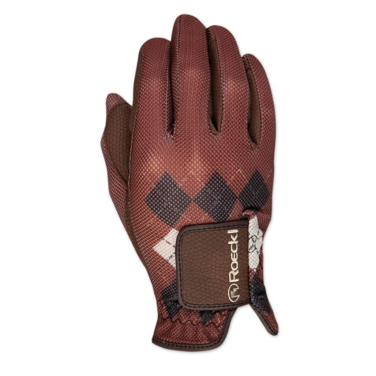 Roeckl Summer Argyle Chester Gloves