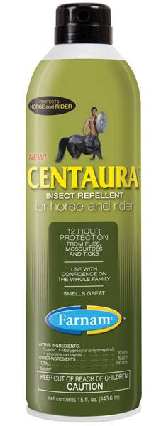 Centaura Insect Repellent - Horse and Rider