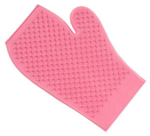 Tough-1 Jr. Rubber Grooming Glove