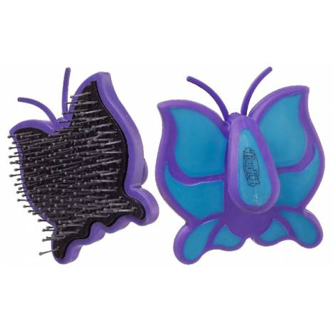 Butterfly Palm Grip Mane/Tail Brush