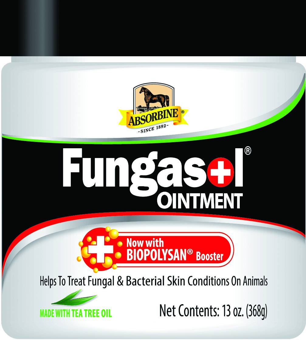 Absorbine Fungasol Ointment - 13 oz