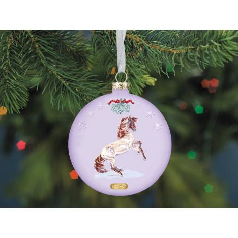 Breyer Mustangs Artist Signature Ornament