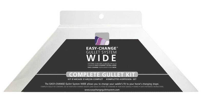 Wintec Easy-Change Wide Complete Gullet System