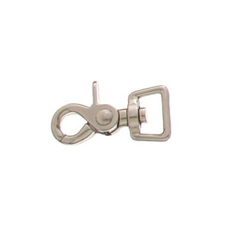 Tough-1 Nickel Plated Trigger Snap