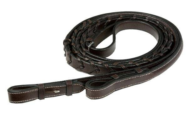 Gatsby Raised Laced Reins