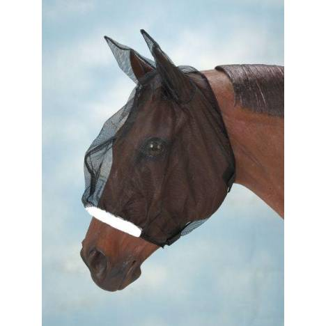 Tough-1 Deluxe Adjustable Fly Mask