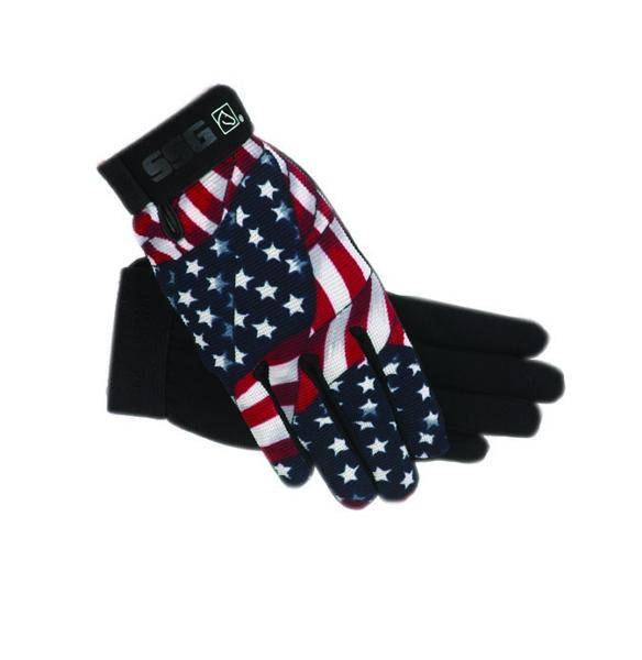 SSG Ladies' All Weather Gloves - Stars & Stripes